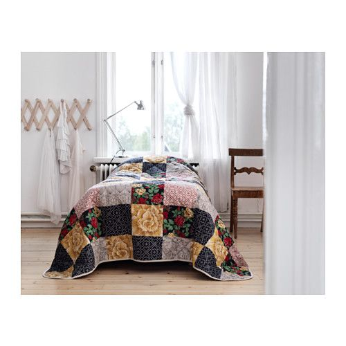 would drove this on the double lounge out front. cosy RYSSBY 2014 Bedspread  - IKEA
