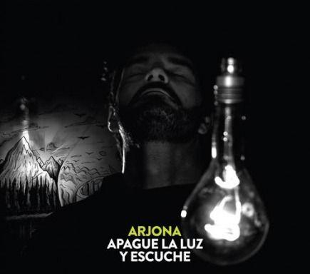Ricardo Arjona - Apague la Luz y Escuche - (2016)