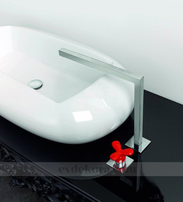 Fark ve Tarz Arayanlara Özel Bir Banyo Tasarımı
