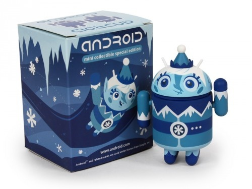 2012 Frankie Frost Android Mini Collectible