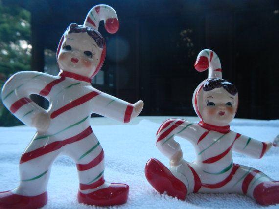 192 Best Vintage Christmas Elves Amp Pixies Images On