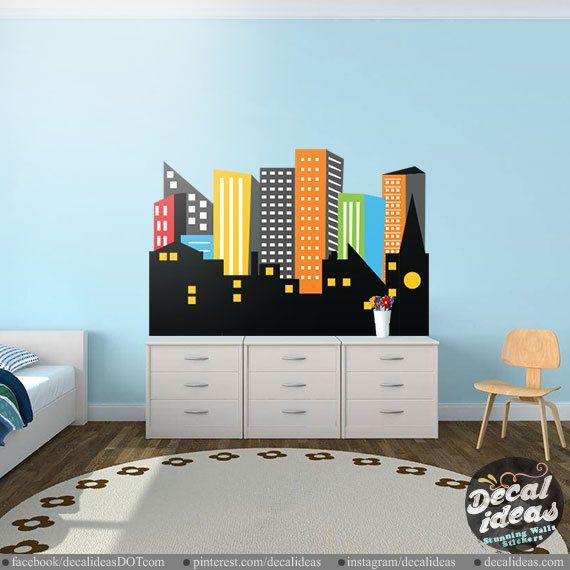 31 best Superhero Wall Decals & Murals images on Pinterest ...