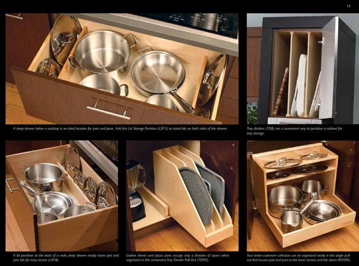 67 best Creative kitchen storage ideas images on Pinterest | Home ...