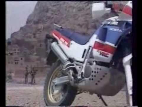 Honda XRV 650 Africa Twin | Sahara | Ténéré | Dune | Piste | Sabbia