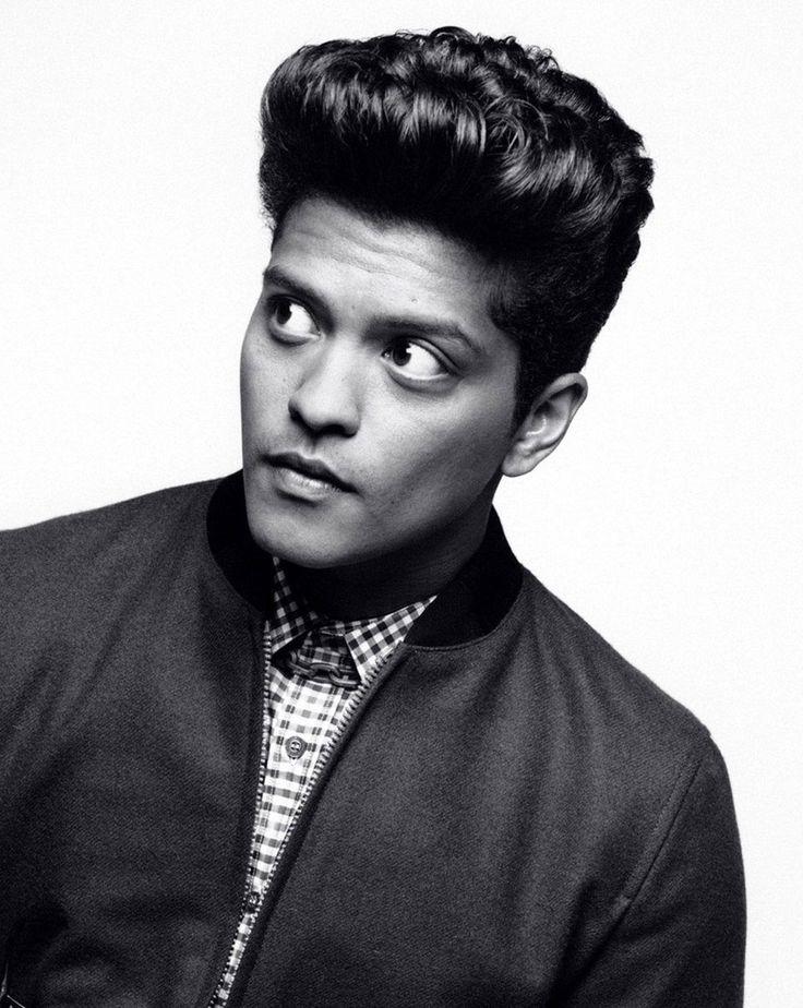 Bruno Mars best mens haircuts