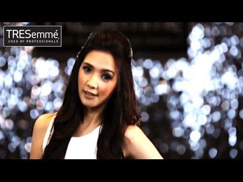 TRESemme Tutorial: Dazzling Twist ala Asia's Next Top Model by Chandra Gupta
