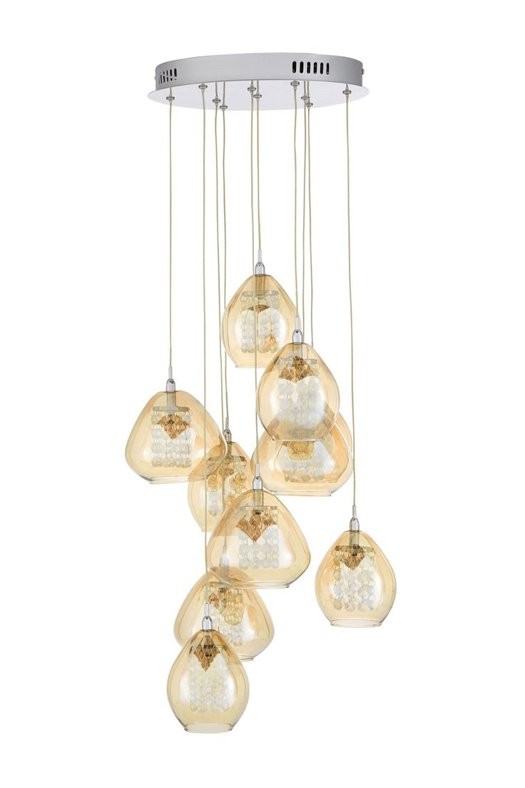 Buy Bella 10 Light Cluster Pendant from the Next UK online shop