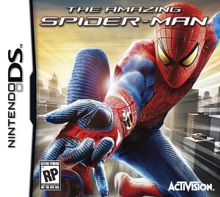 imagen The Amazing Spiderman [Español] [NDS] [Eur]