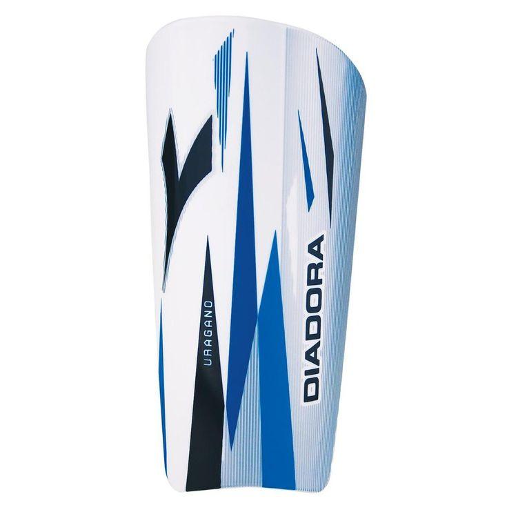 Diadora Uragano Shin Guard With Compression Sleeve (841115)