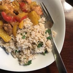 Rice Recipes- Chipotle Chicken Bowls – Alexa Wible – Fitness