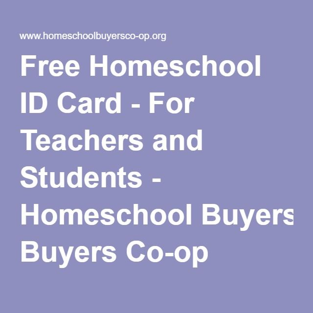 homeschool id card template - 17 best images about homeschool education on pinterest