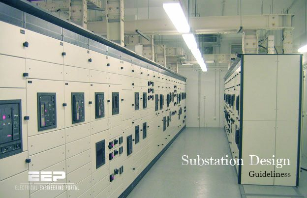 Substation design guideliness energy and power for Substation design