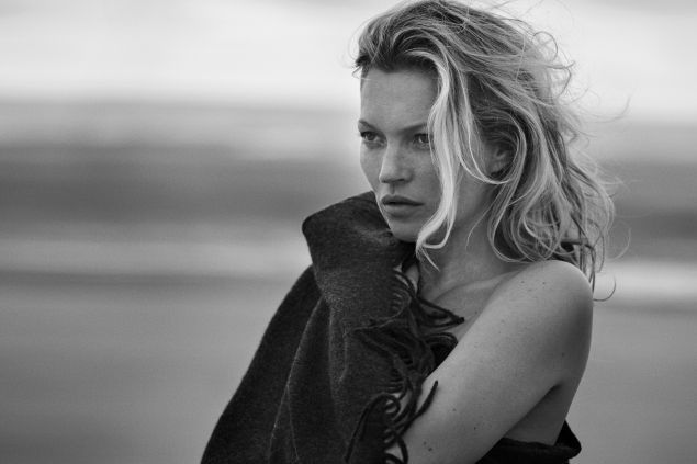 Kate Moss By Peter Lindbergh For Naked Cashmere Fall 2016 Ad Campaign (2)
