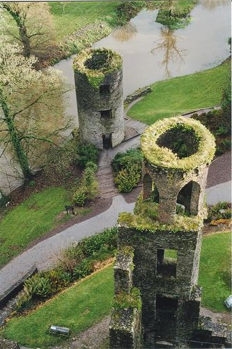 Blarney Castle, County Cork, Irelend