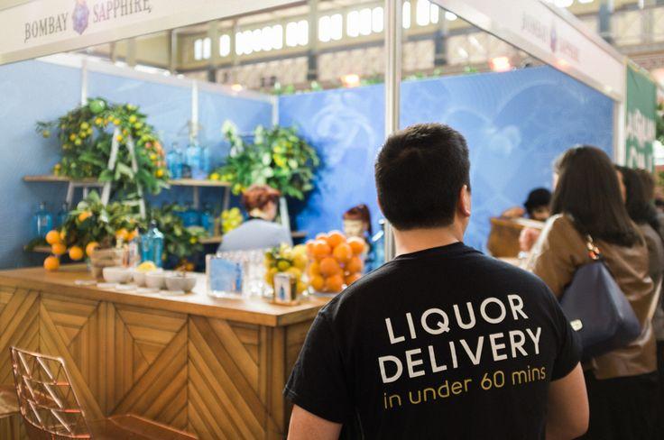 Us at the Australian Drinks Fest 2016 tipple.com.au