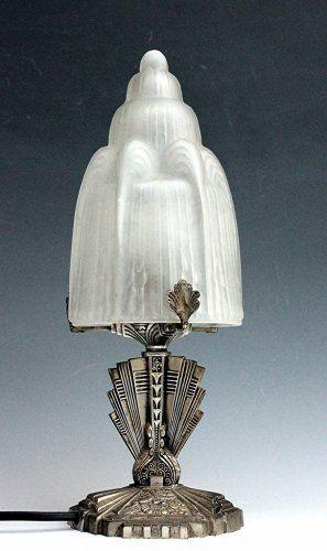 1895 best art deco lighting images on pinterest wall. Black Bedroom Furniture Sets. Home Design Ideas