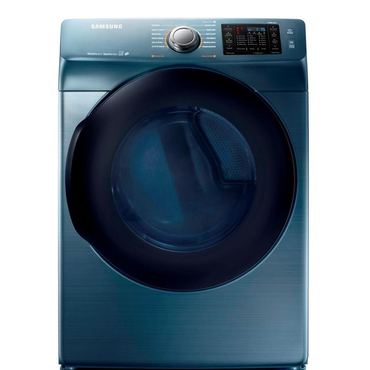 Do steam dryers require water hookup