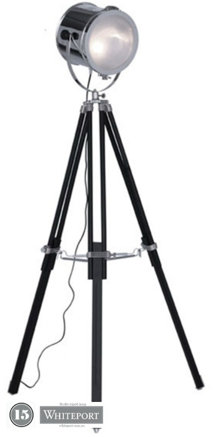 15. Studio tripod lamp $689.95. 40. Bird cage room art $129.95 #WhiteportBingo: Win 1 of 3 Decals from #Whiteport by entering the competition at http://winarena.com.au. Every entrant gets a 20% off #voucher!