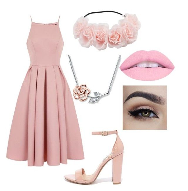 """21 Centry Aurora"" by amydanielle-1 on Polyvore featuring Chi Chi and Steve Madden"