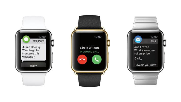 Apple Watch First look