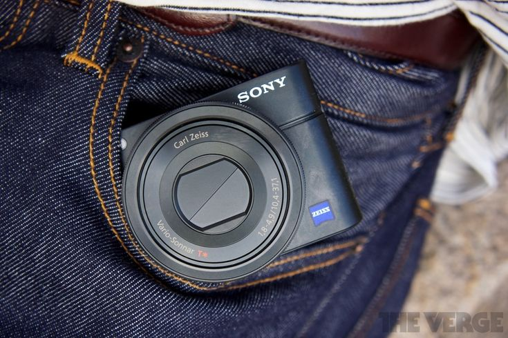 Sony RX100 review  http://vrge.co/N91LC2