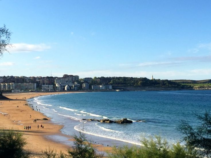 Beautiful North of #Spain #Santander see why you must visit this little beauty http://travelingwithmemyselfandi.com/visit-santander-spain/