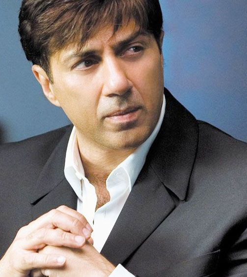 Sunny Deol an Indian film actor, producer and director