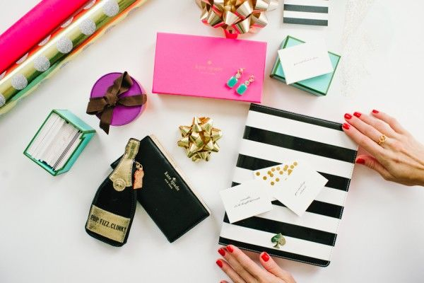 Holiday Gift Ideas From KATE SPADE NEW YORK