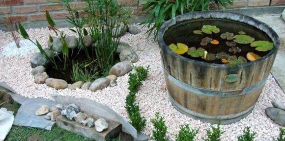 design de jardin intéressant