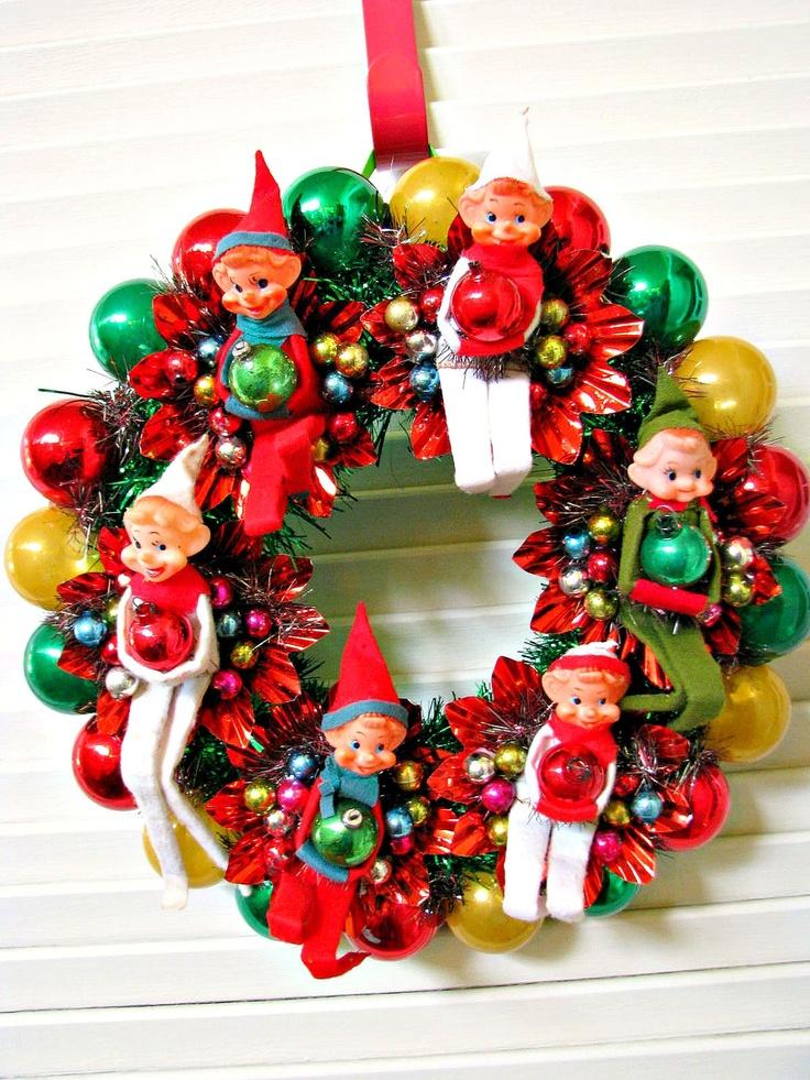 Pics Of Christmas Stuff 129 best vintage pixie elf images on pinterest | pixies, christmas