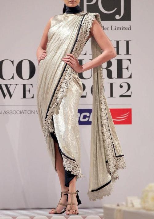 Anamika Khanna; Delhi Couture Week 2012