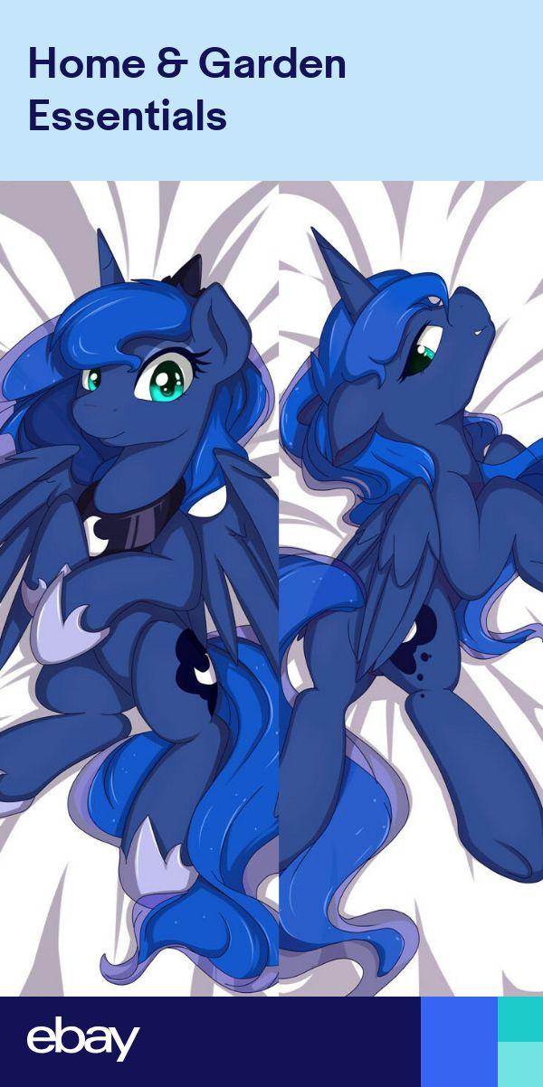New My Little Pony Princess Celestia Hug Body Pillow Case Cover Dakimakura 150cm