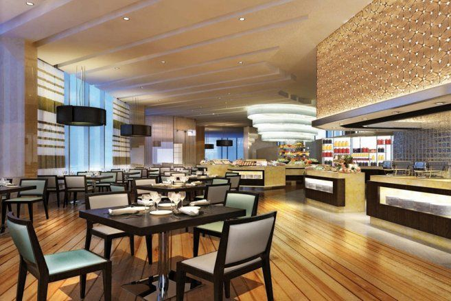 modern restaurant interior design | all day dining | pinterest