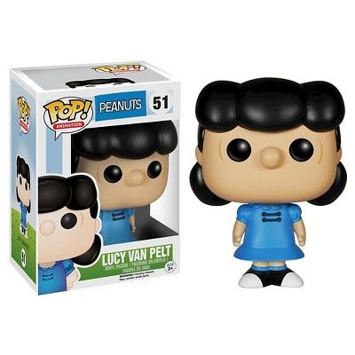 Funko Peanuts Pop! TV Vinyl Collectors Set: Charlie Brown, Lucy Van Pelt, Sally Brown, Linus Van Pelt, Snoopy & Woodstock