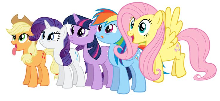 6 different delicious pony love gv00129 10