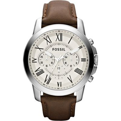 Buy Fossil FS4735 Brown Round Chronograph Watch by E TRADERS RETAIL, on Paytm, Price: Rs.6650?utm_medium=pintrest