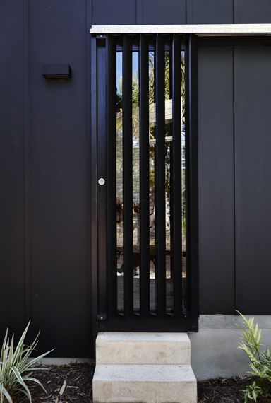 black door glass vertical inserts Vokes and Peters & 125 best Doors images on Pinterest | Front doors Architecture and ... pezcame.com