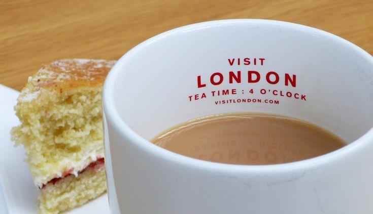 Visit London - Saffron Brand Consultants