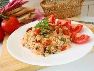 Pilaf bulgaresc