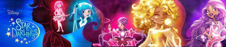 Star Darlings Video   Disney Characters