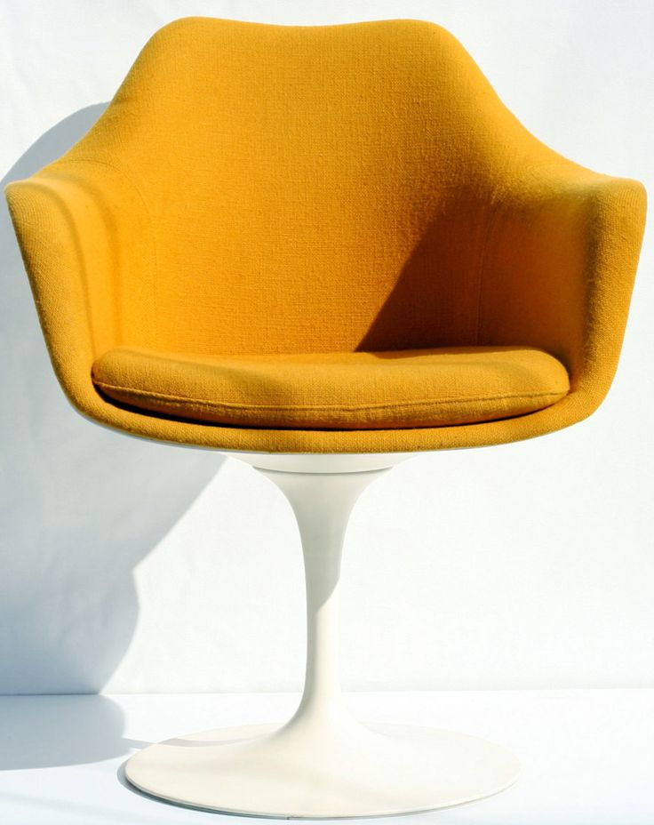 499 best ideas about ann es pop d coration on pinterest eero saarinen pi - Fauteuil tulipe knoll ...