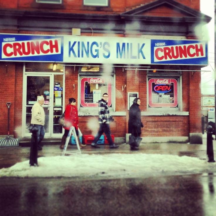 Kings milk