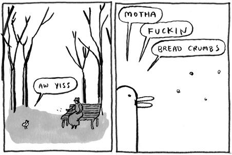 """""""Motha Fuckin' Bread Crumbs"""""""