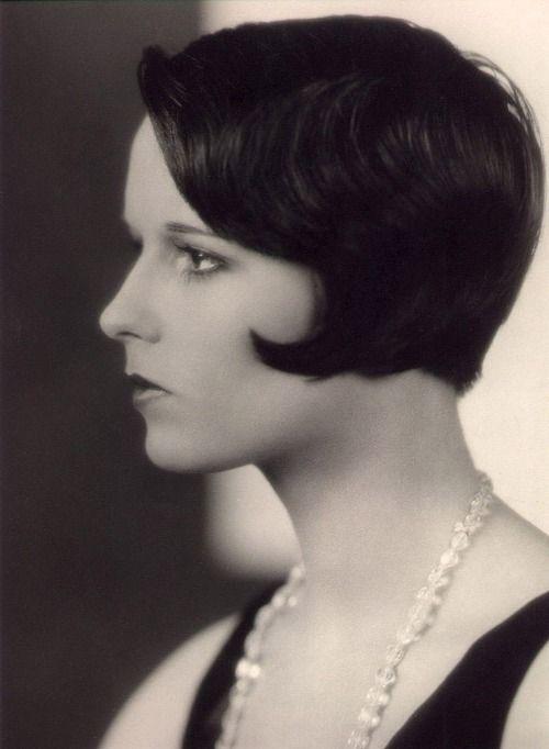 Louise Brooks- silent film star