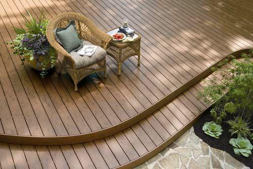 Holzterrasse verlegen - coole Idee für Ihren Außenbereich