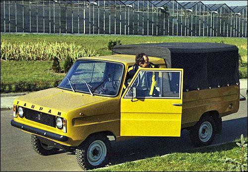 Tarpan 1979