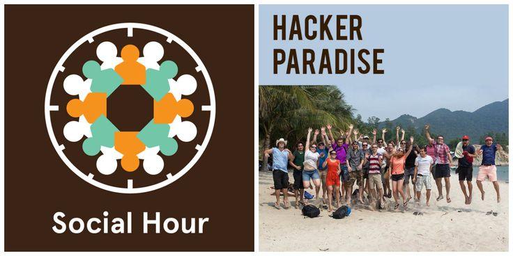 Organisaties als 'Hacker Paradise' maken het voor nomads ook daadwerkelijk mogelijk om ergens op de wereld, op een goede plek te werken. De nomaden zien al het reizen, de nieuwe talen leren en nieuwe mensen ontmoeten als een voordeel. Dit kunnen ze toevoegen aan hun cv.