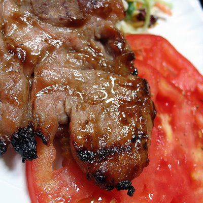 Thin-Thin Vietnamese Pork Chops | Big Red Kitchen - a regular gathering of distinguished guests