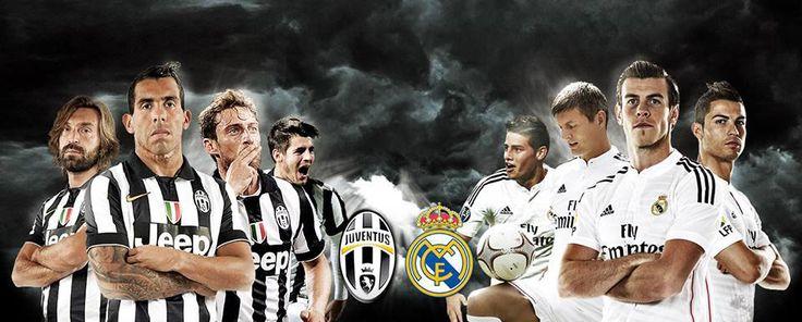 #Juventus y #Real Madrid se disputan en unos minutos el partido de semifinales de la #ChampionsLeague.