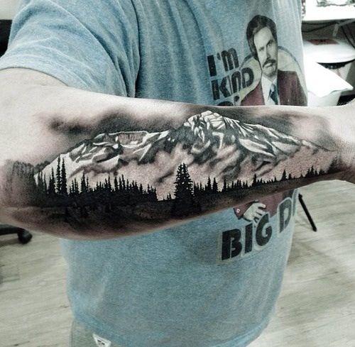 51 best tatuajes de monta as images on pinterest